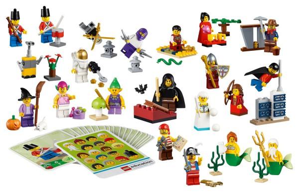LEGO® Märchen & Historische Figuren - 5023