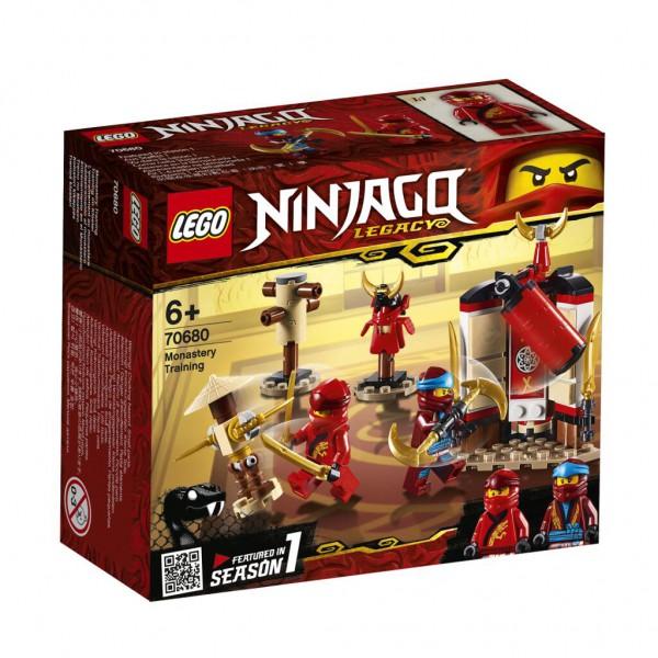 Ninja Tempeltraining