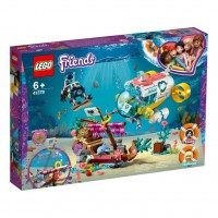 LEGO® Rettungs-U-Boot für Delfine 41378