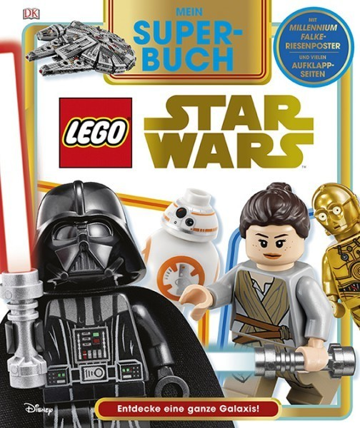 LEGO® Star Wars™ Mein Superbuch