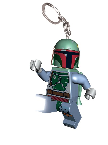 LEGO® Star Wars™ Boba Fett Minitaschenlampe