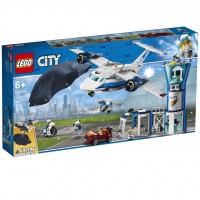 LEGO® Polizei Fliegerstützpunkt 60210