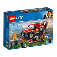 LEGO® Feuerwehr-Einsatzleitung 60231