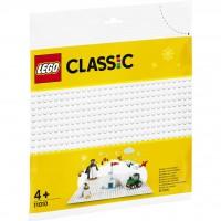 LEGO® Weiße Bauplatte 11010