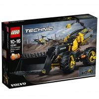 LEGO® Volvo Konzept-Radlader ZEUX 42081