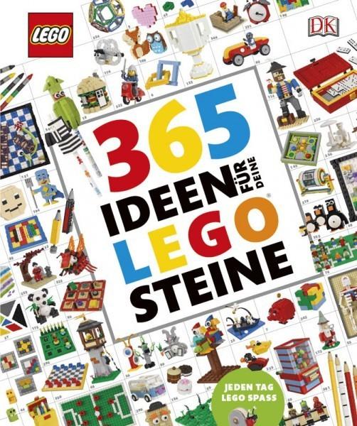 LEGO® 365 Ideen für deine LEGO Steine