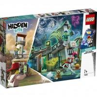 LEGO® Newbury´s verlassenes Gefängnis 70435