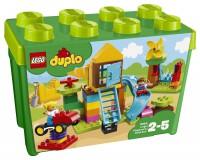 LEGO® Steinebox mit großem Spielplatz 10864