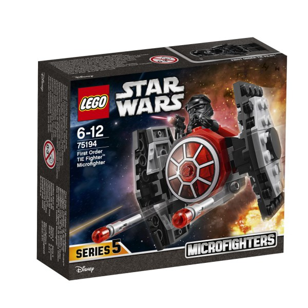 First Order TIE Fighter™ Microfighter