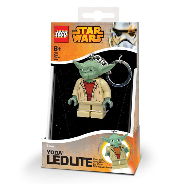 LEGO® Star Wars™ Yoda Minitaschenlampe