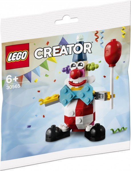 LEGO® Creator 30565 Geburtstagsclown