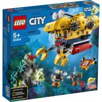 LEGO® Meeresforschungs-U-Boot 60264