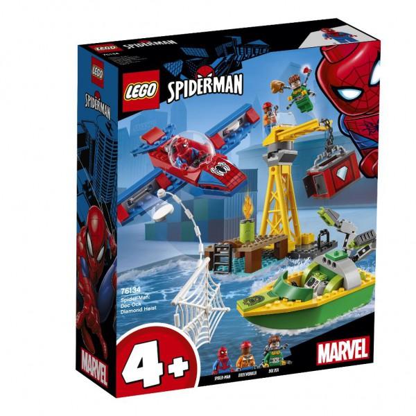 Spider-Man: Diamantenraub mit Doc Ock