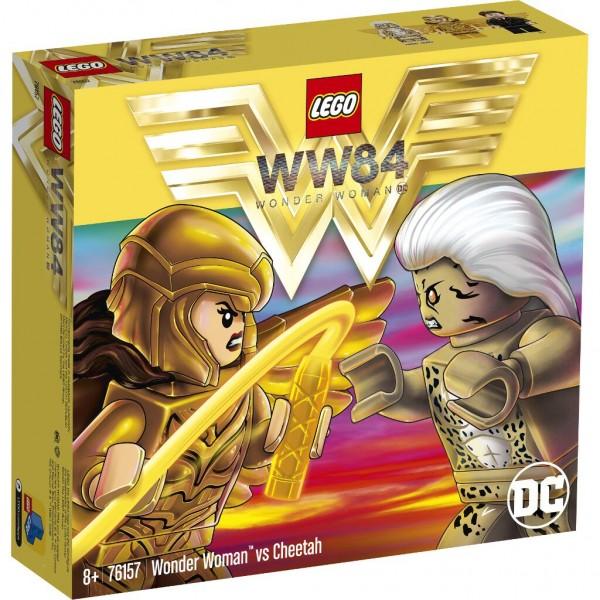 Wonder Woman vs Cheetah - 76157