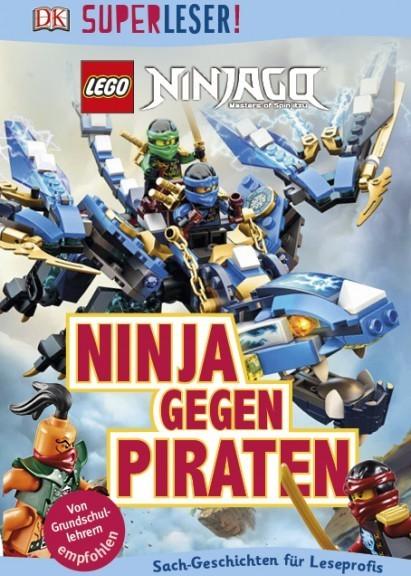 LEGO® NINJAGO® SUPERLESER! Ninja gegen Piraten