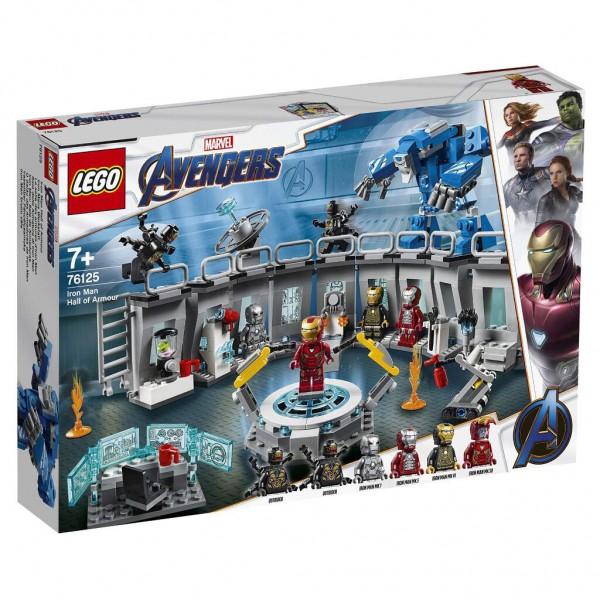 Iron Man Werkstatt - 76125
