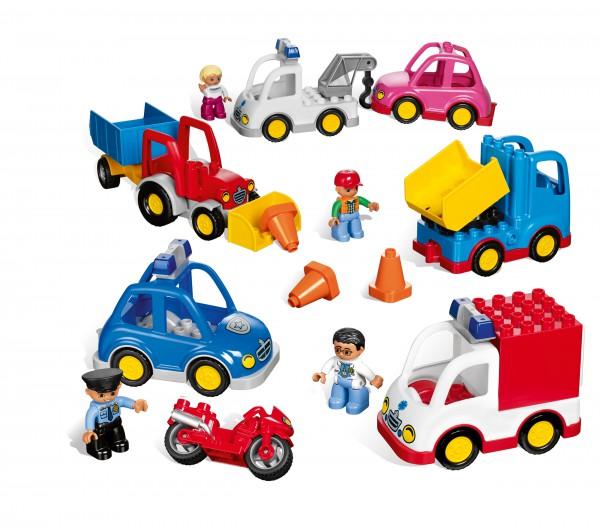 LEGO® DUPLO® Multi Fahrzeuge