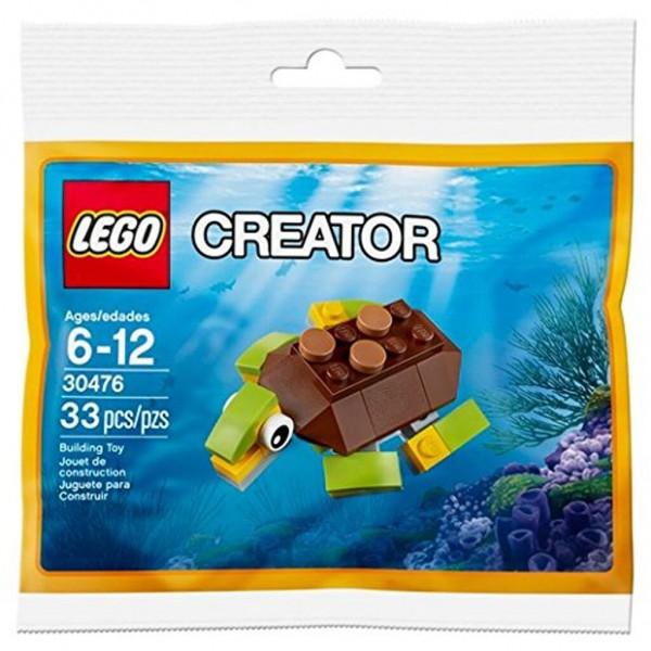 Polybag LEGO Creator - 30476 - Fröhliche Schildkröte