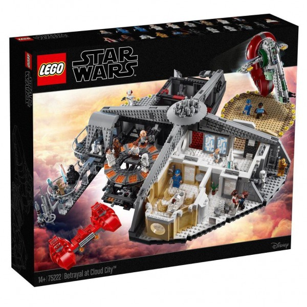 LEGO Star Wars - 75222 - Verrat in Cloud City