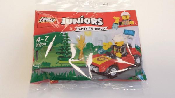Polybag LEGO Juniors - Löschauto