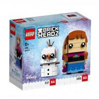 LEGO® Lego Brickheadz - Anna-Olaf 41618