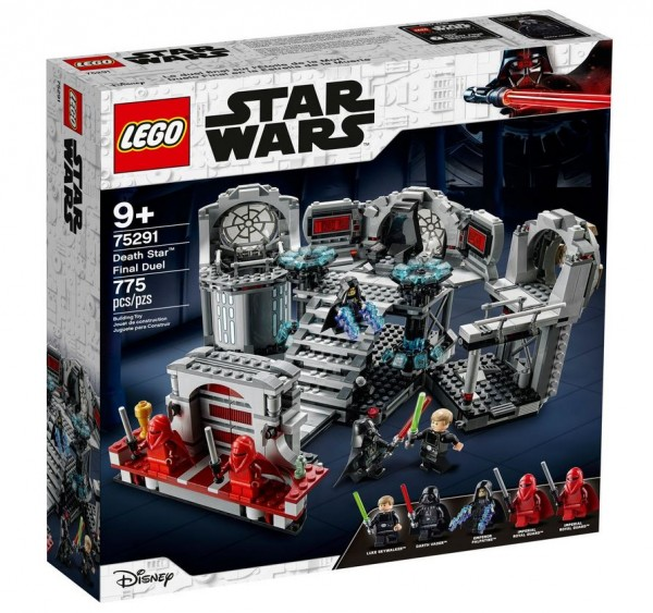 Star Wars Todesstern™ – Letztes Duell - 75291
