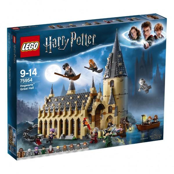 Die große Halle von Hogwarts™