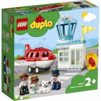 LEGO® Flugzeug & Flughafen 10961