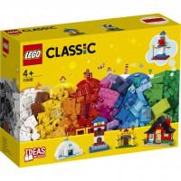LEGO® LEGO Bausteine - bunte Häuser 11008