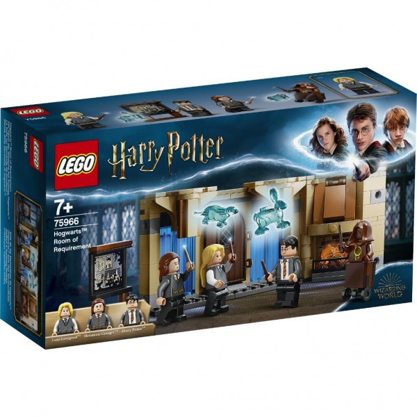 Der Raum der Wünsche auf Schloss Hogwarts - 75966