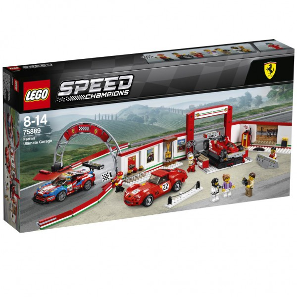 Ferrari Ultimative Garage