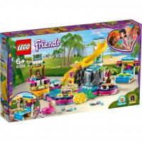 LEGO® Andreas Pool-Party 41374