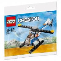 Polybag LEGO Creator - 30471 - Hubschrauber
