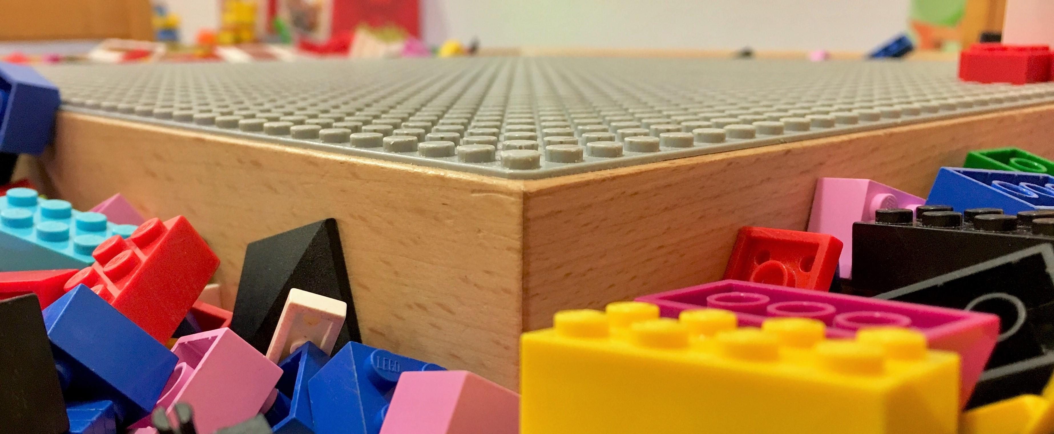 LEGO selbstbauen