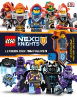 LEGO® NEXO KNIGHTS™ Lexikon der Minifiguren