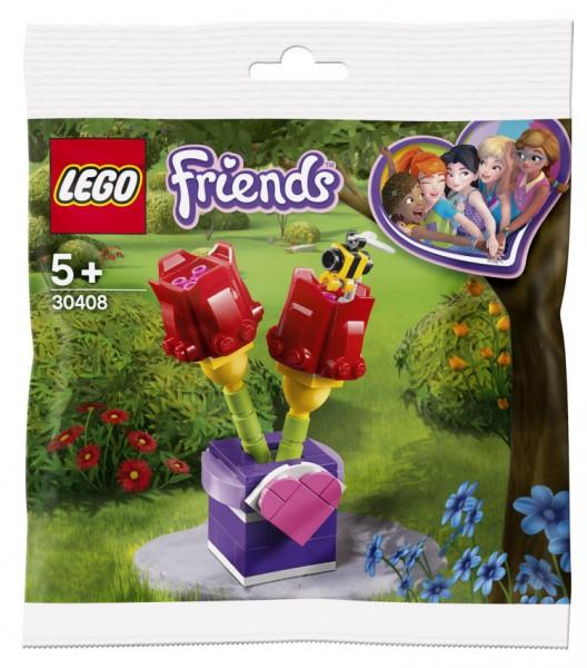 Polybag LEGO Friends - 30408 - Tulpen