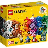 LEGO® LEGO Bausteine - kreativ mit Fenstern 11004