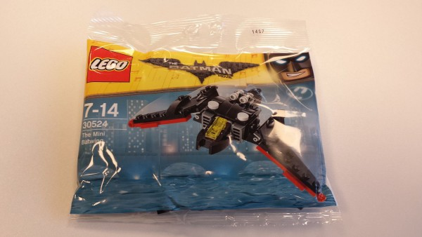 Polybag LEGO THE BATMAN MOVIE - Das Mini-Batwing