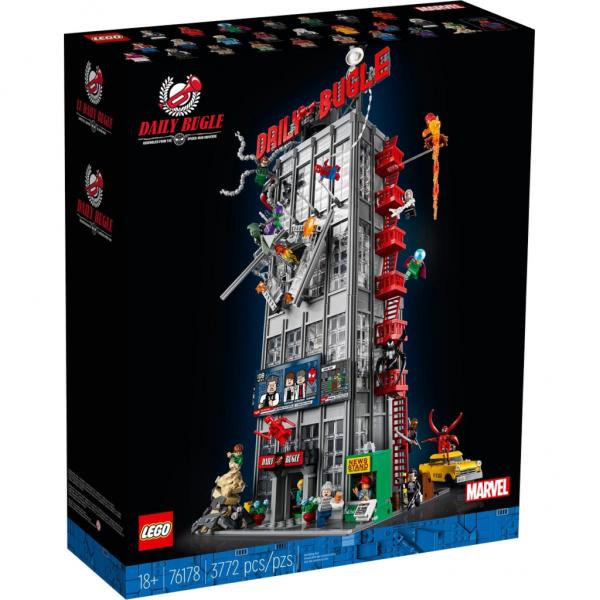 LEGO Daily Bugle Super Heroes