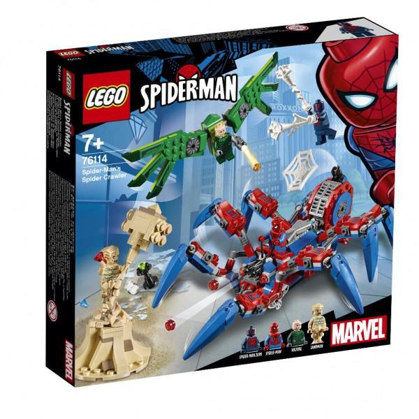 Spider-Mans Spinnenkrabbler