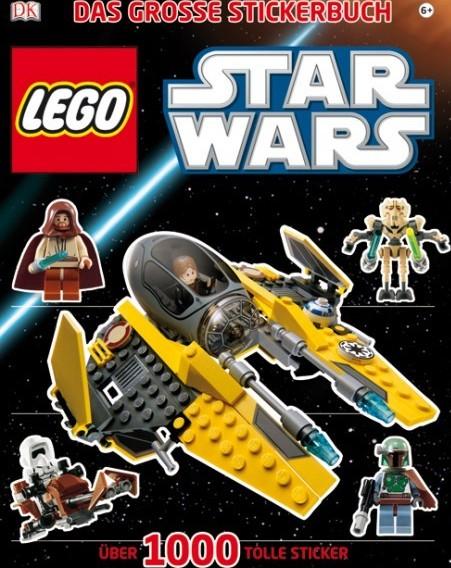 LEGO® Star Wars™ Das große Stickerbuch