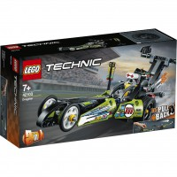 LEGO® Dragster Rennauto 42103