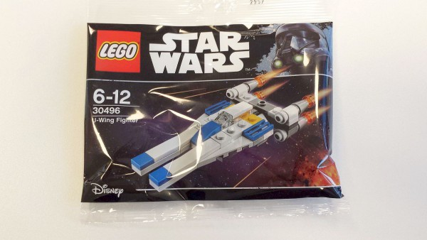 Polybag LEGO STAR WARS - U-Wing Fighter