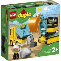 LEGO® Bagger und Laster 10931
