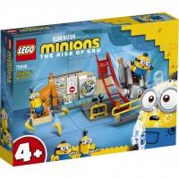 LEGO® Minions in Grus Labor 75546