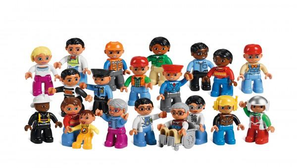 LEGO® DUPLO® Leute & Berufe Set