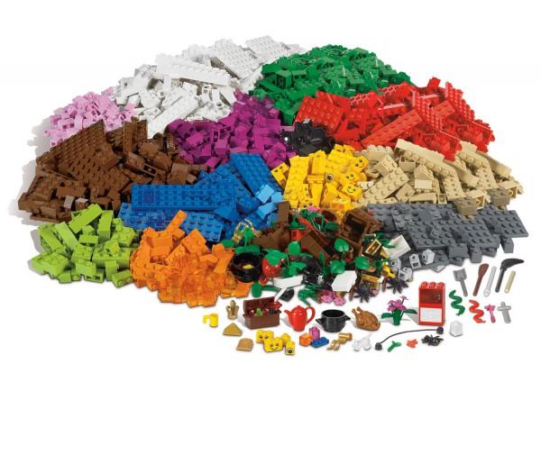 LEGO Spezial Set (5020, 5022, 9385 und 9386)