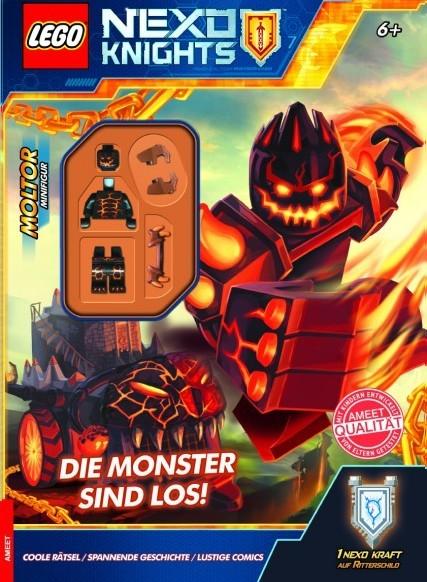 LEGO® NEXO KNIGHTS™ Die Monster sind los!