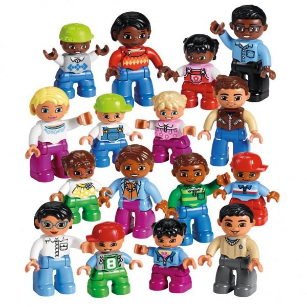LEGO® DUPLO® Leute aus aller Welt - 45011