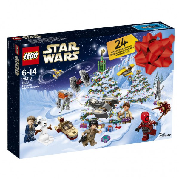 LEGO® Star Wars™ Adventskalender 2018